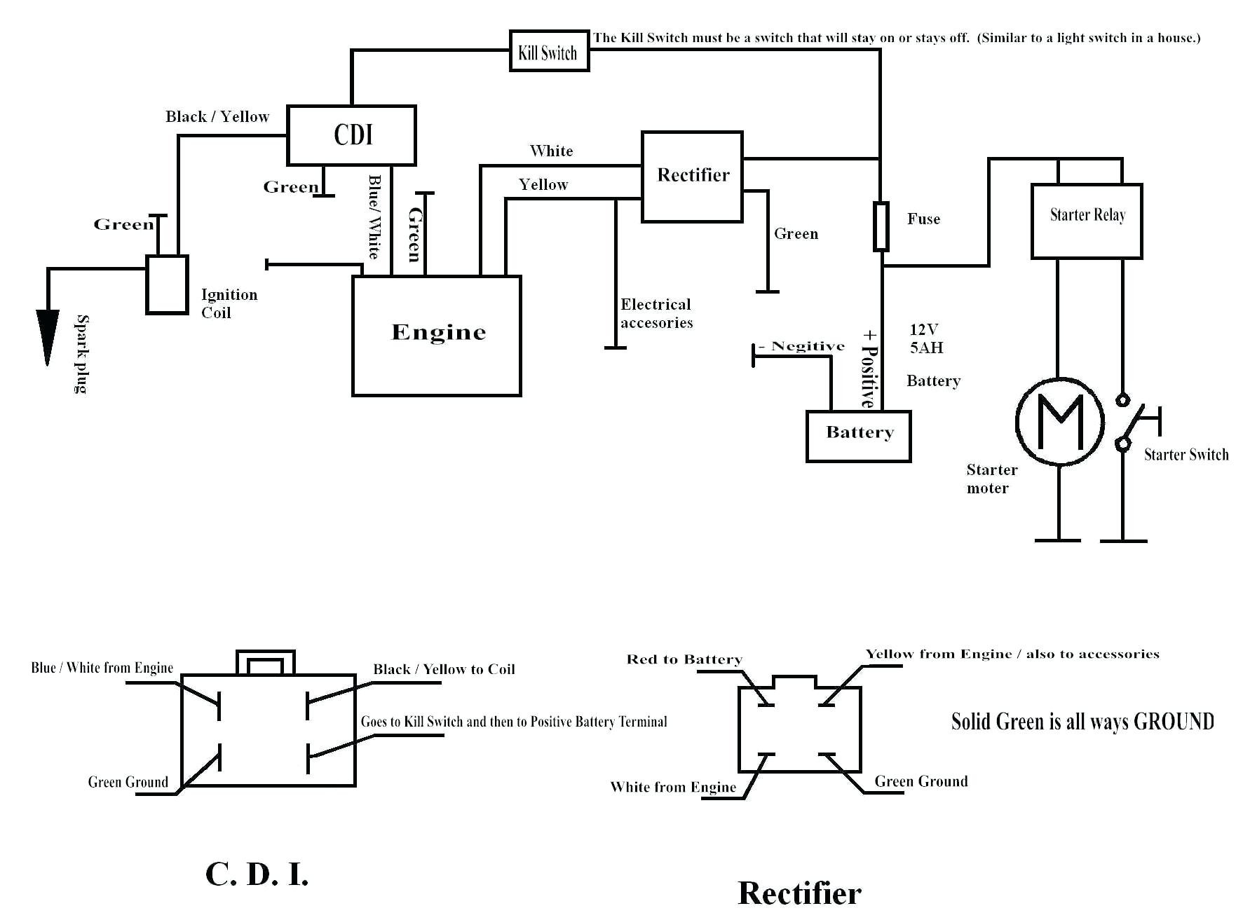 X18 Pocket Bike Engine Diagram - Wiring Diagram Mark on
