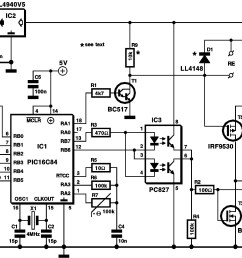 rc car wiring diagram free wiring diagram for you u2022 rh evolvedlife store garage door opener schematic remote control circuits schematic [ 2124 x 1367 Pixel ]