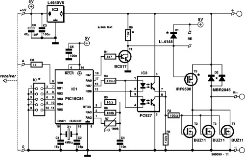 small resolution of rc car wiring diagram free wiring diagram for you u2022 rh evolvedlife store garage door opener schematic remote control circuits schematic