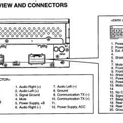 1988 Toyota 4runner Stereo Wiring Diagram Trailer Lights 5 Way 2000 Harness Library