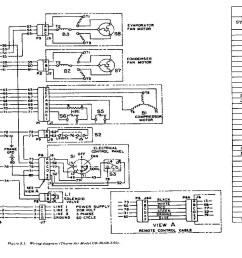 trane wiring schematics wiring diagram datasource trane wiring diagram heat pump trane air conditioner wiring schematic [ 2672 x 1056 Pixel ]