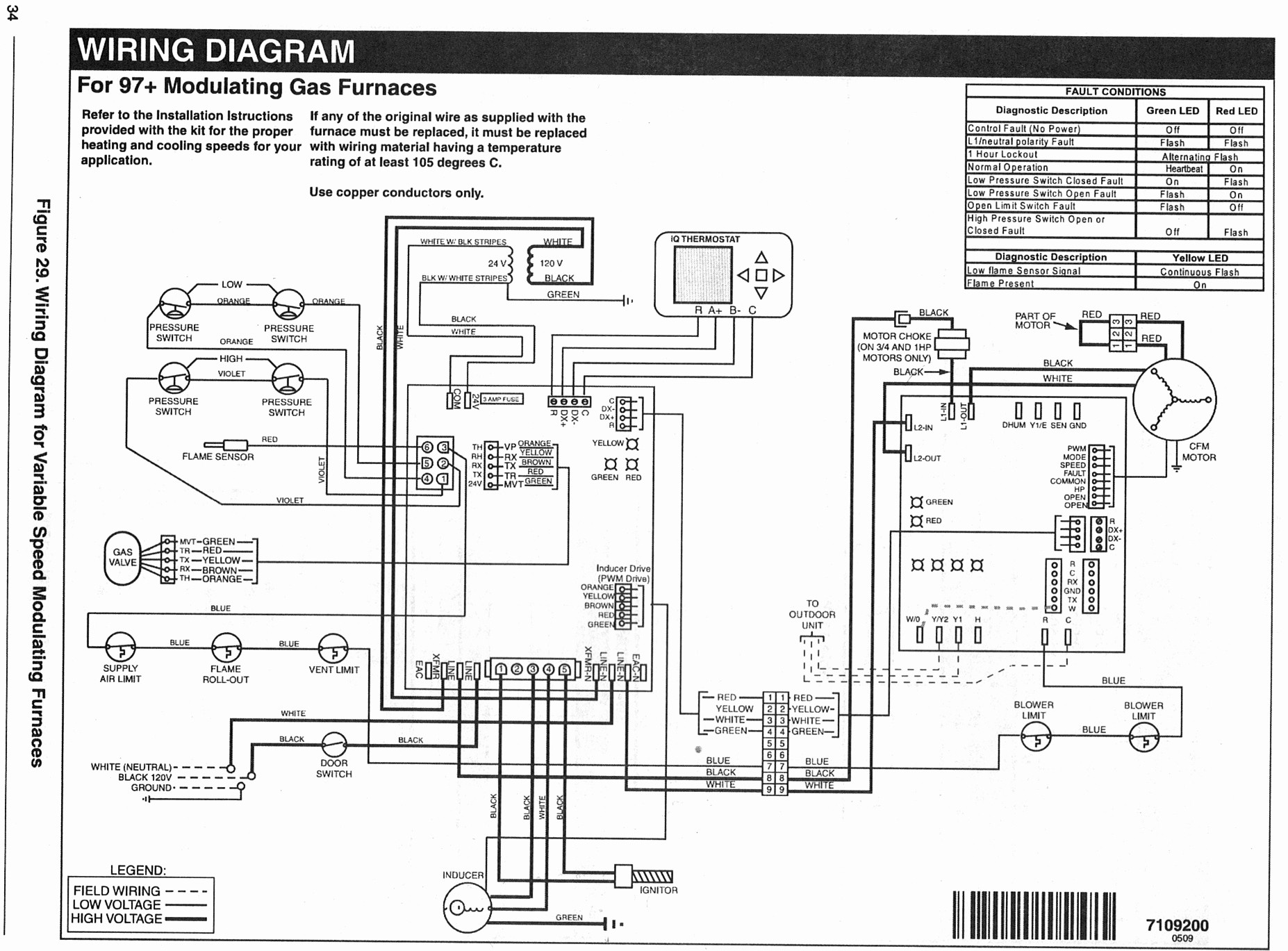 White Rodgers thermostat Wiring Diagram Wiring Diagram for