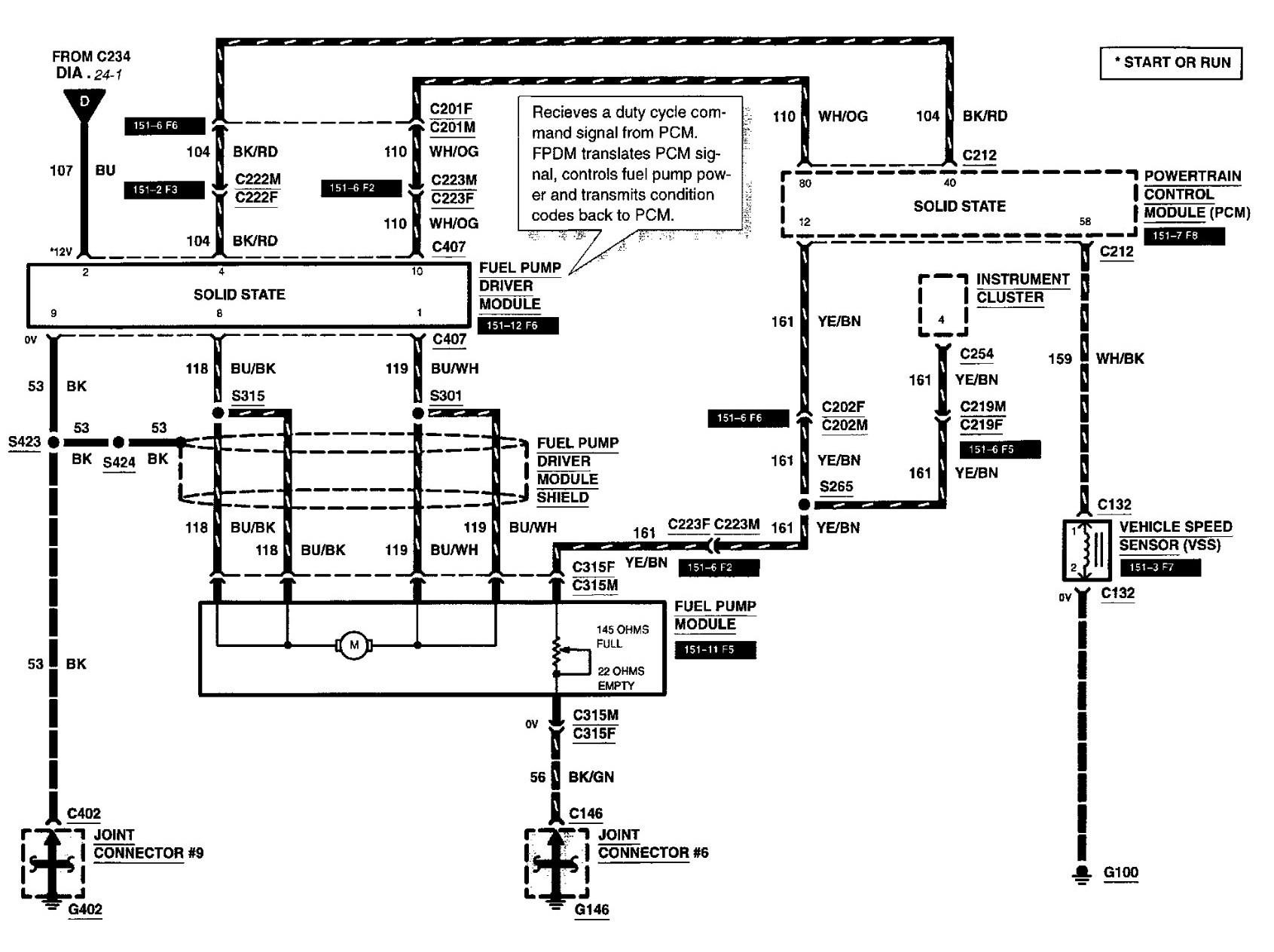 Ford Escort Zx2 Engine Diagram