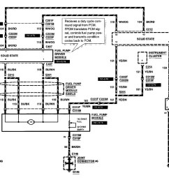 labeled 1999 ford escort ccrm wiring diagram 1999 ford escort speedometer wiring diagram 1999 ford escort wiring diagram 1999 ford escort zx2 heater [ 1691 x 1264 Pixel ]