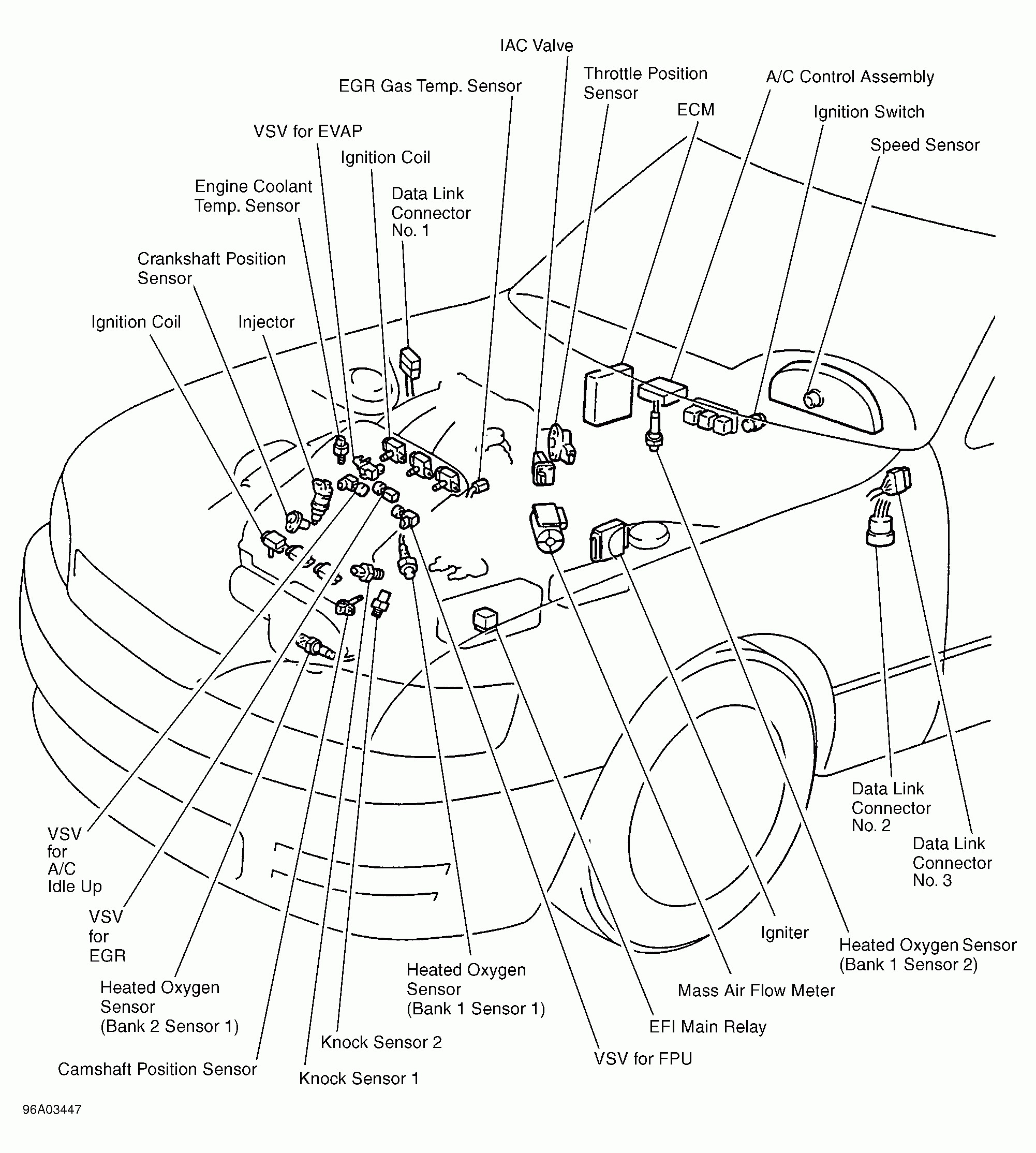 Ford Explorer Engine Diagram