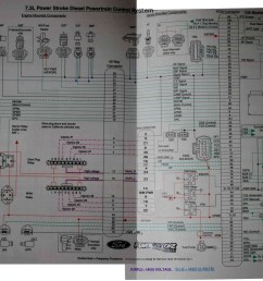7 3 glow plug wiring harness wiring diagram pictures u2022 ford 7 3 glow plug test [ 2059 x 1683 Pixel ]