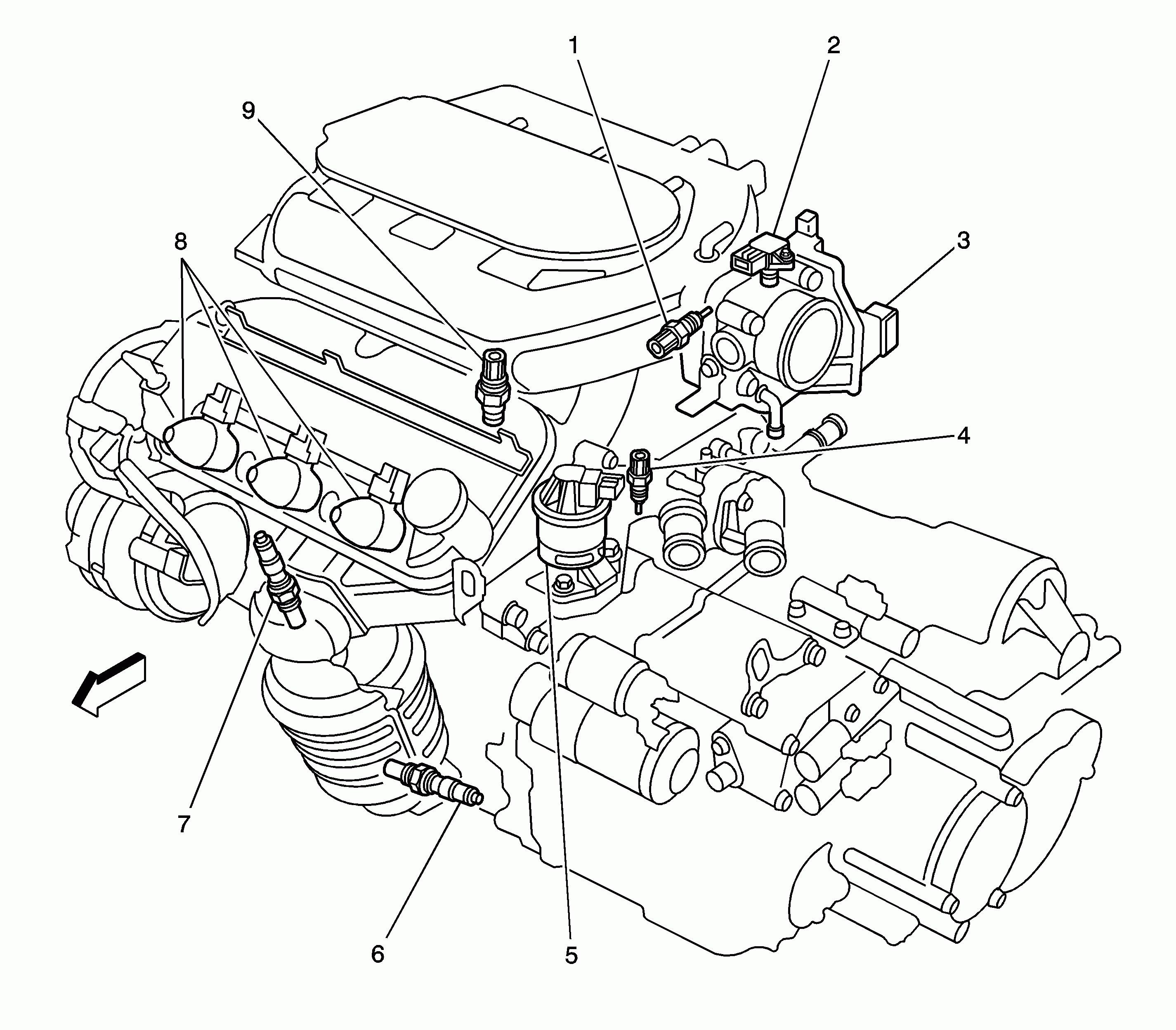 2002 Pontiac Sunfire Engine Diagram - Cars Wiring Diagram