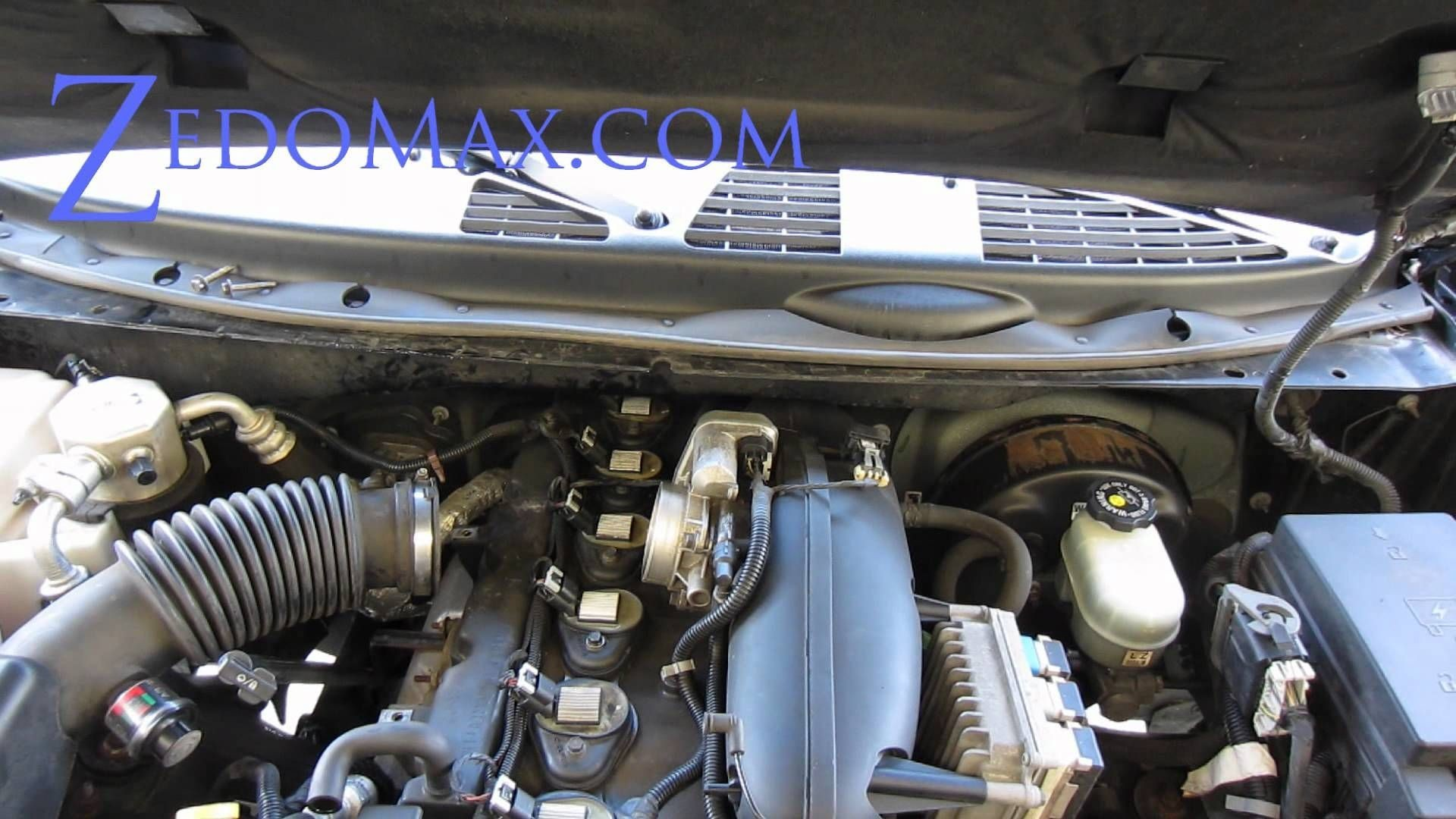 hight resolution of 2002 trailblazer engine diagram 2003 chevy trailblazer engine diagram how to replace ignition coil of 2002