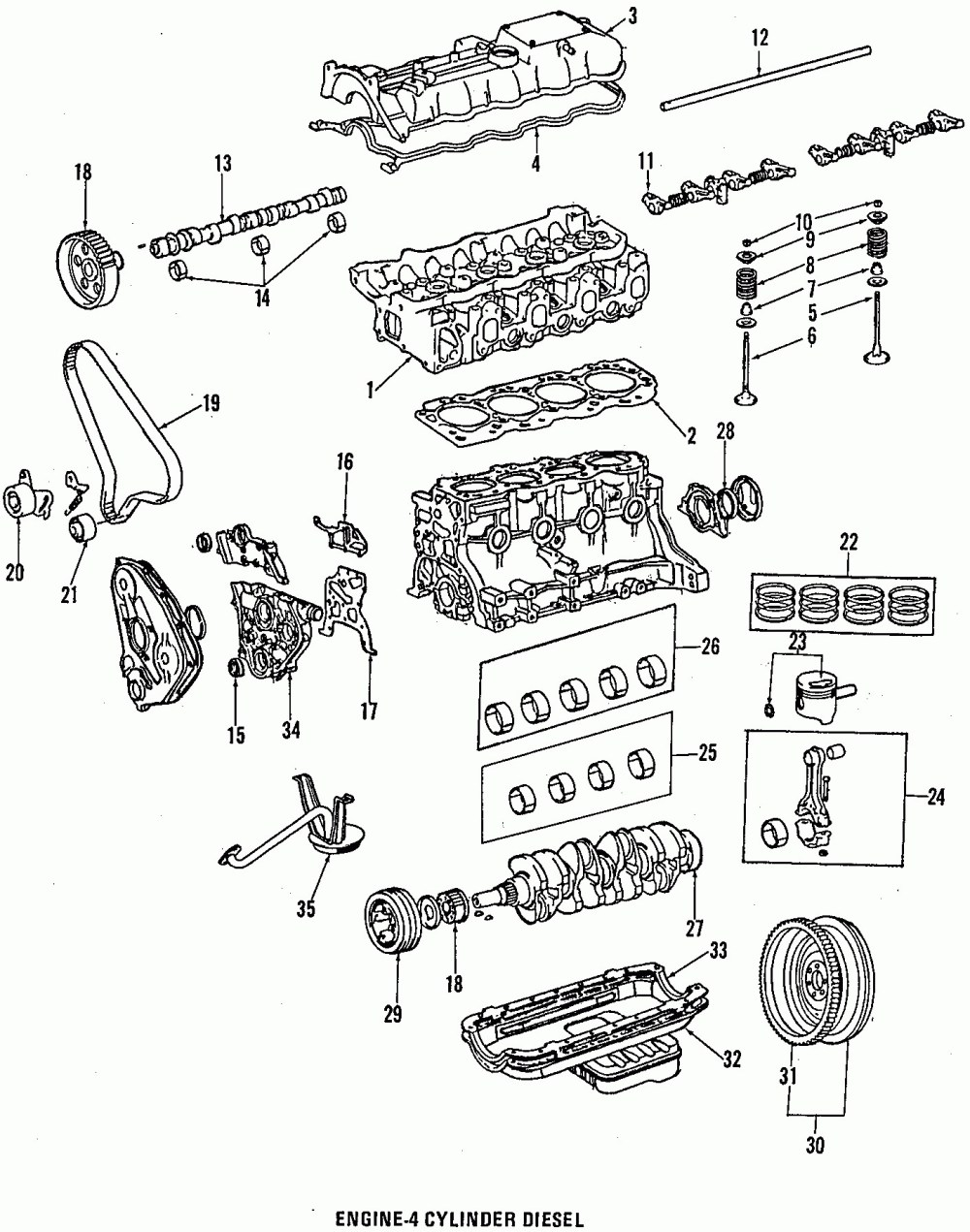 medium resolution of 2005 toyota tacoma engine diagram 2005 toyota corolla ce parts diagram toyota wiring diagrams of 2005