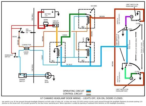 small resolution of 68 camaro engine wiring diagram 1967 camaro alternator