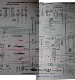 1999 7 3l engine diagram schematic wiring diagrams 4x4 wiring diagram 7 3 powerstroke diesel engine [ 2059 x 1683 Pixel ]