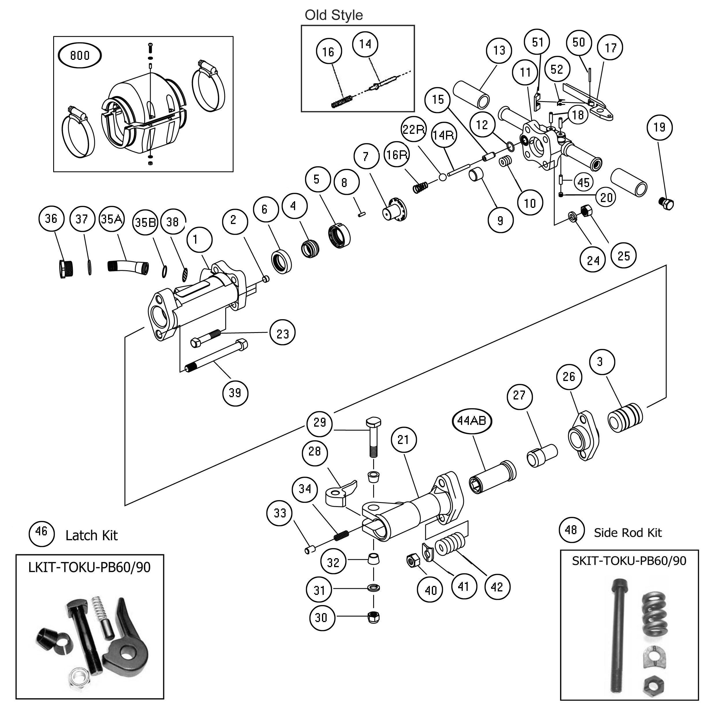 Ditch Witch Parts Diagram