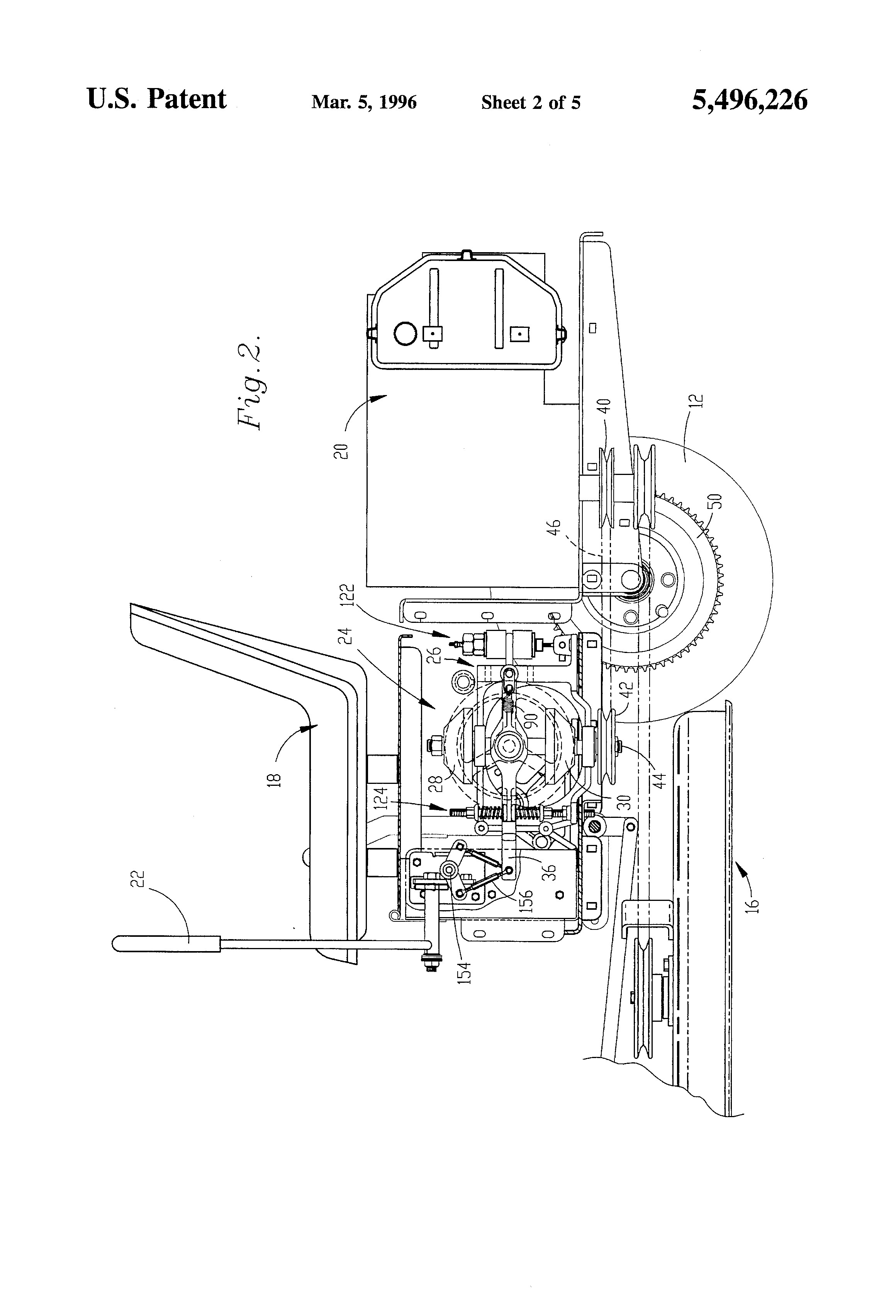 dixon lawn mower parts diagram chrysler 3 5 engine patent us friction drive unit for riding mowers and of