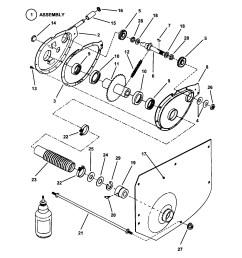 dixon lawn mower parts diagram snapper model m be lawn riding mower rear engine genuine parts [ 1696 x 2200 Pixel ]