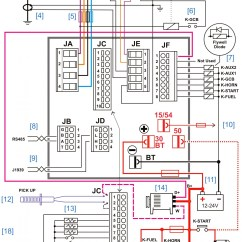 Zeta Addressable Fire Alarm Wiring Diagram Gmc Trailer System My