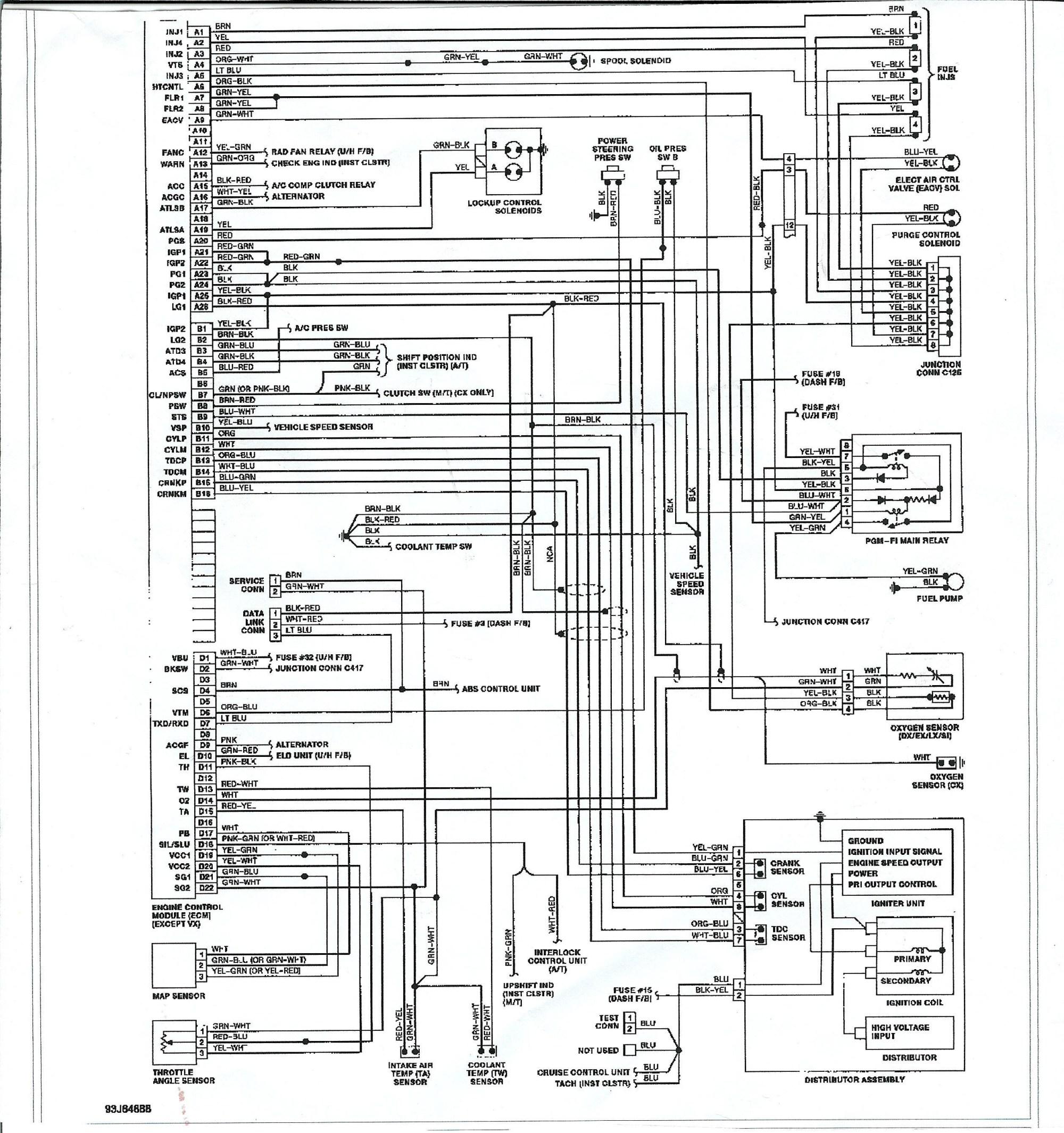 hight resolution of honda civic 1998 engine diagram 1996 honda accord ignition wiring diagram inspirational ac wiring of honda