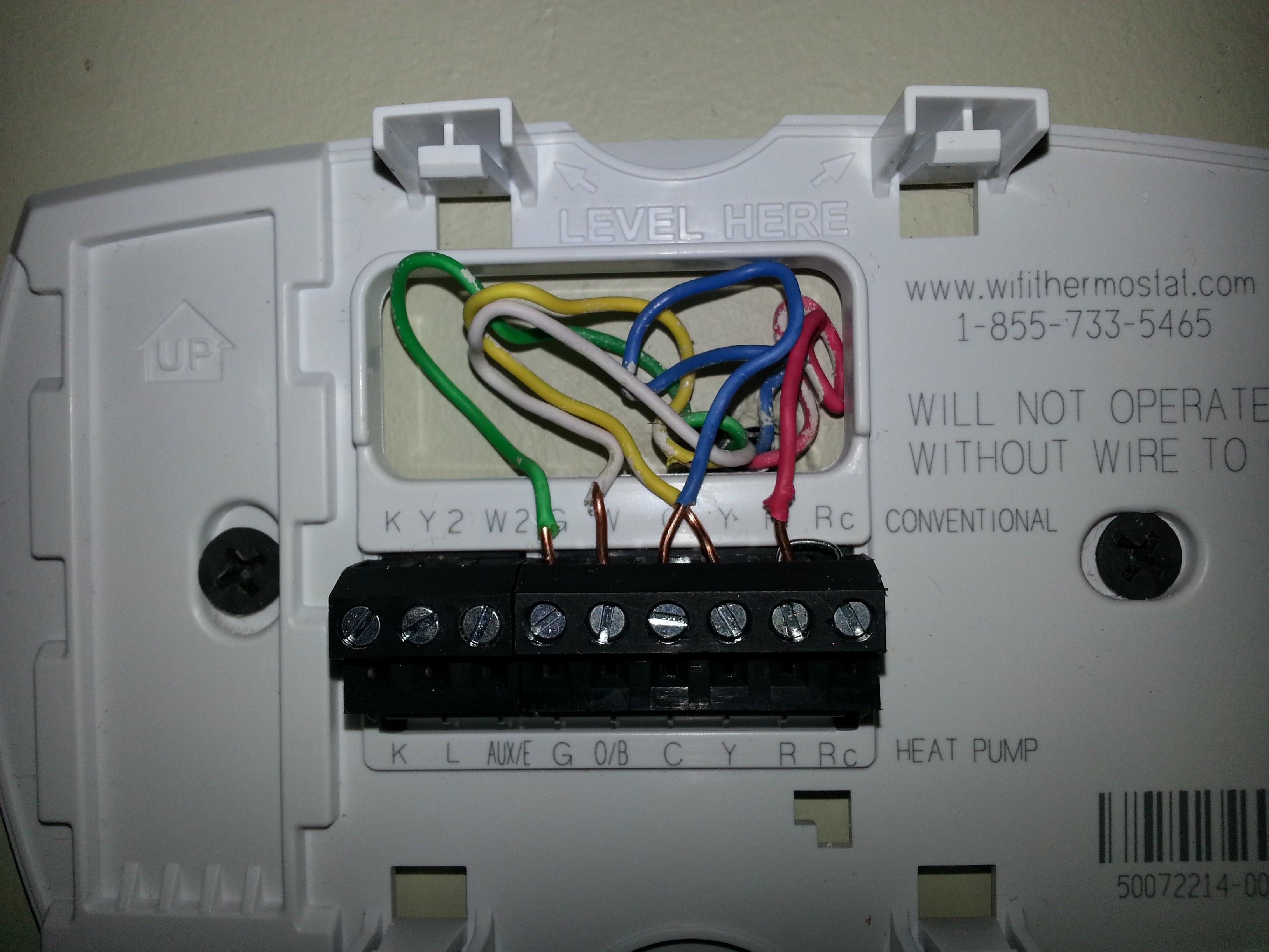 honeywell wifi thermostat rth6580wf wiring diagram vw golf mk1 alternator diagrams my