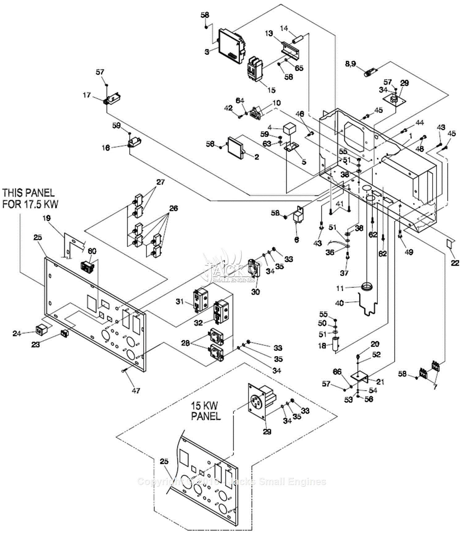 Kubota Engine Parts Diagram