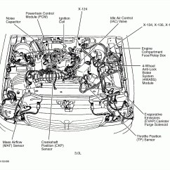 2002 Ford Escape Ignition Wiring Diagram Honda Z50 K1 Mx5 Engine Bay | My