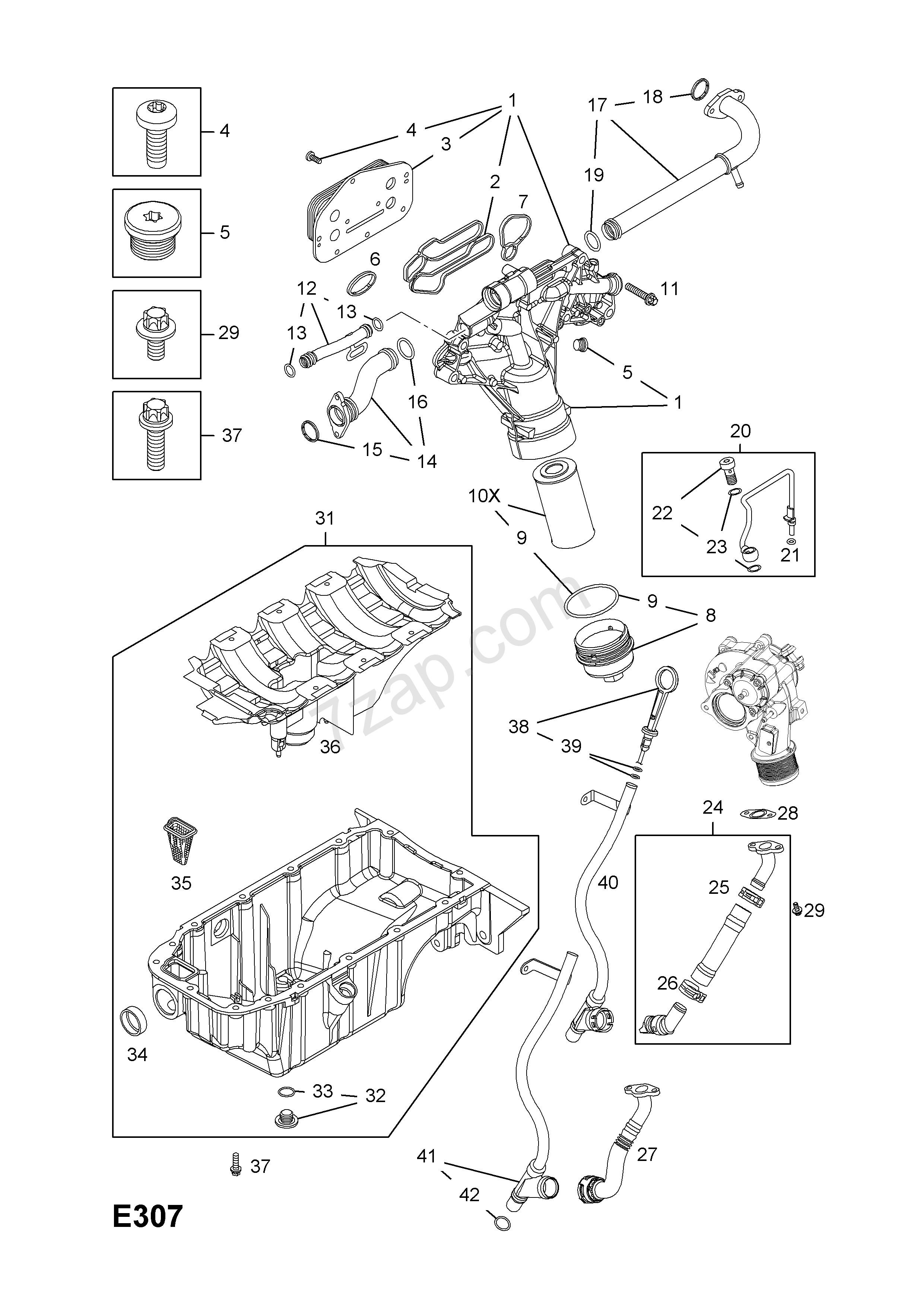 vauxhall corsa timing chain diagram trailer brake controller wiring engine oil level sensor please