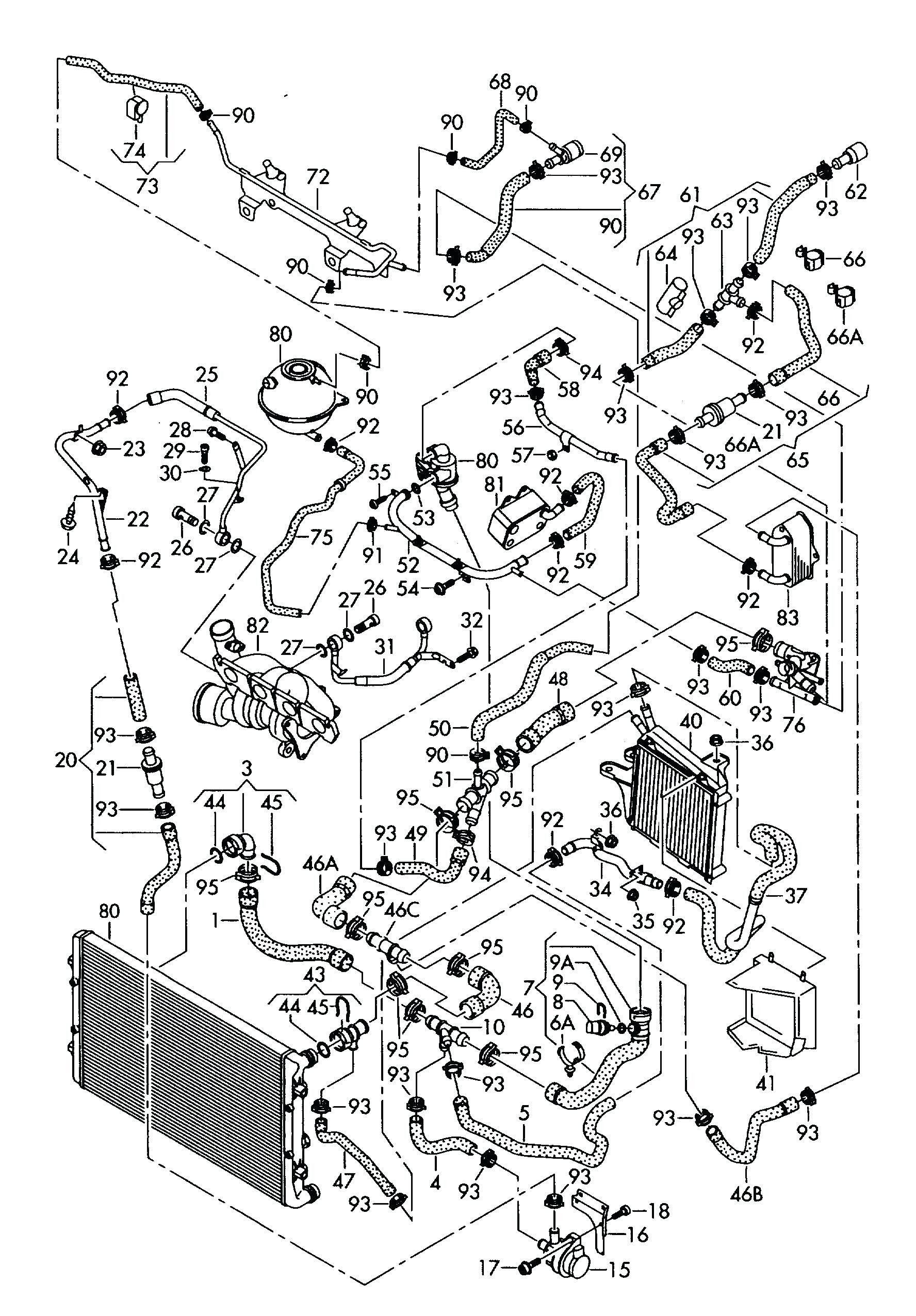 vw touareg wiring diagram two way switch for one lights engine 2008 polaris sportsman