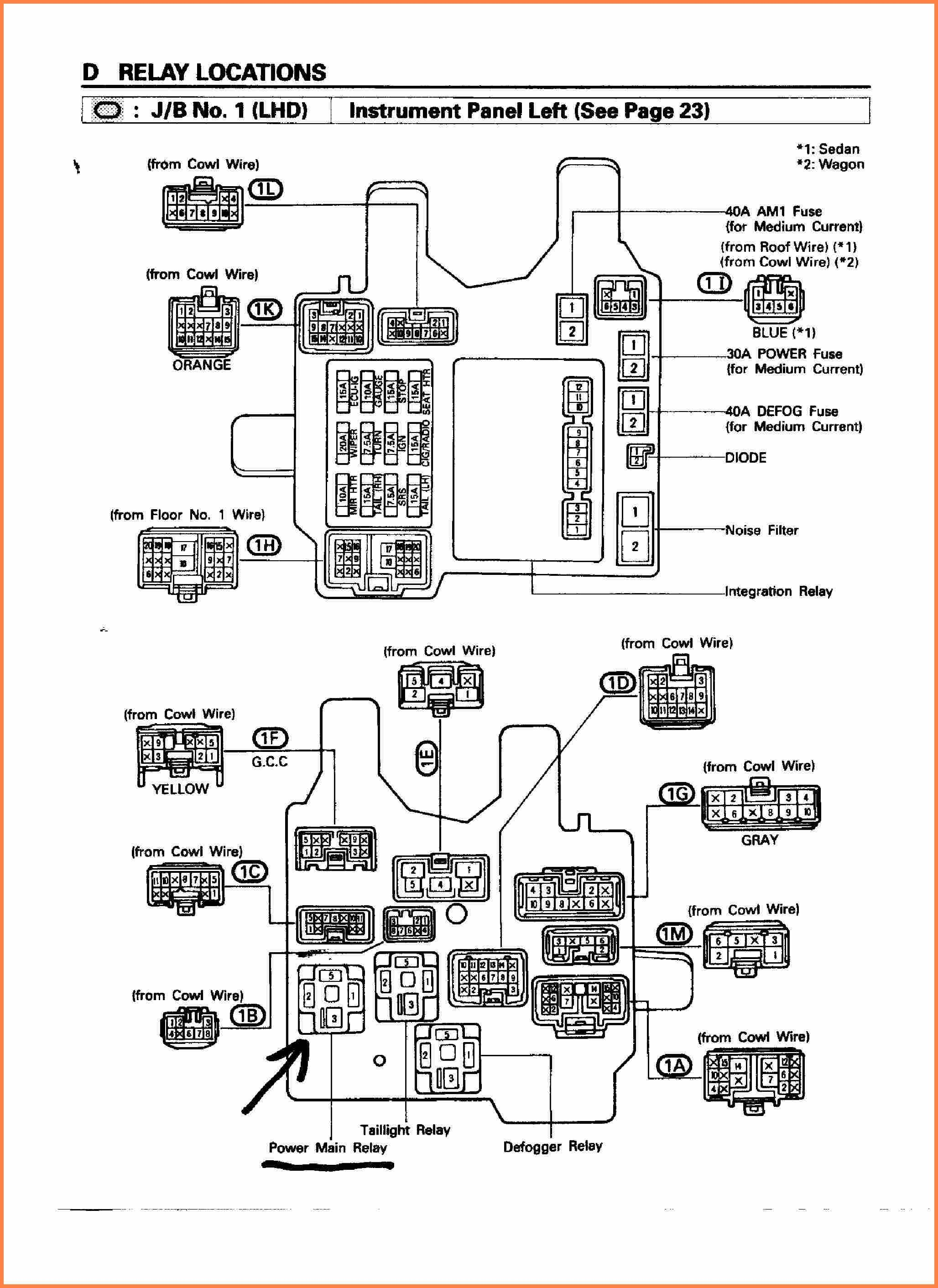 1991 toyota 4runner radio wiring diagram ford 6 0 alternator 1996 corolla engine my