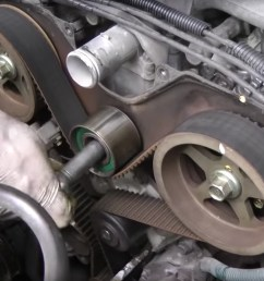 1996 toyota tercel engine diagram 1995 2002 toyota 4runner 3 4l timing belt water pump replacement [ 1756 x 1317 Pixel ]
