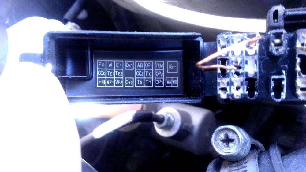 medium resolution of 1996 toyota tercel engine diagram manual diagnostic check no obd sensor needed of 1996 toyota tercel