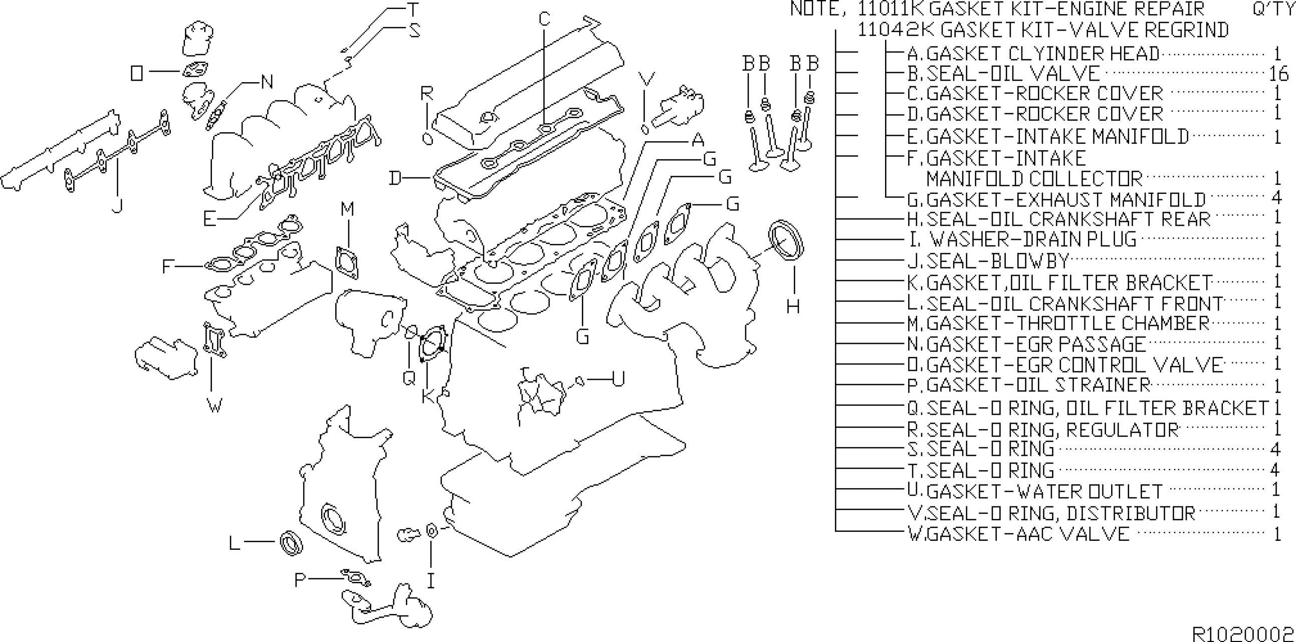 1998 Nissan Altima Engine Diagram 2003 Nissan Altima 2 5