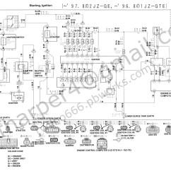 1jz Alternator Wiring Diagram Ford Ranger 2 3 Engine My