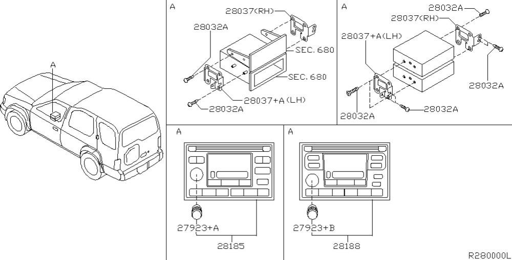 medium resolution of 2002 nissan frontier engine diagram nissan frontier for nissan frontier trailer wiring