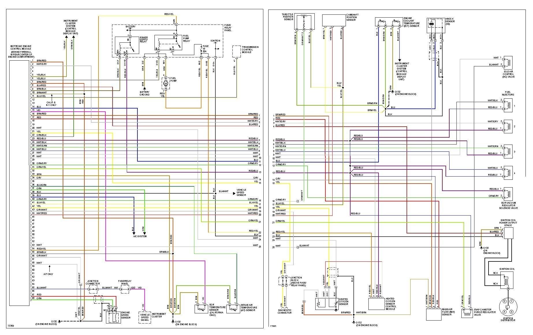 2002 jetta monsoon wiring diagram lawn mower key switch vw engine my