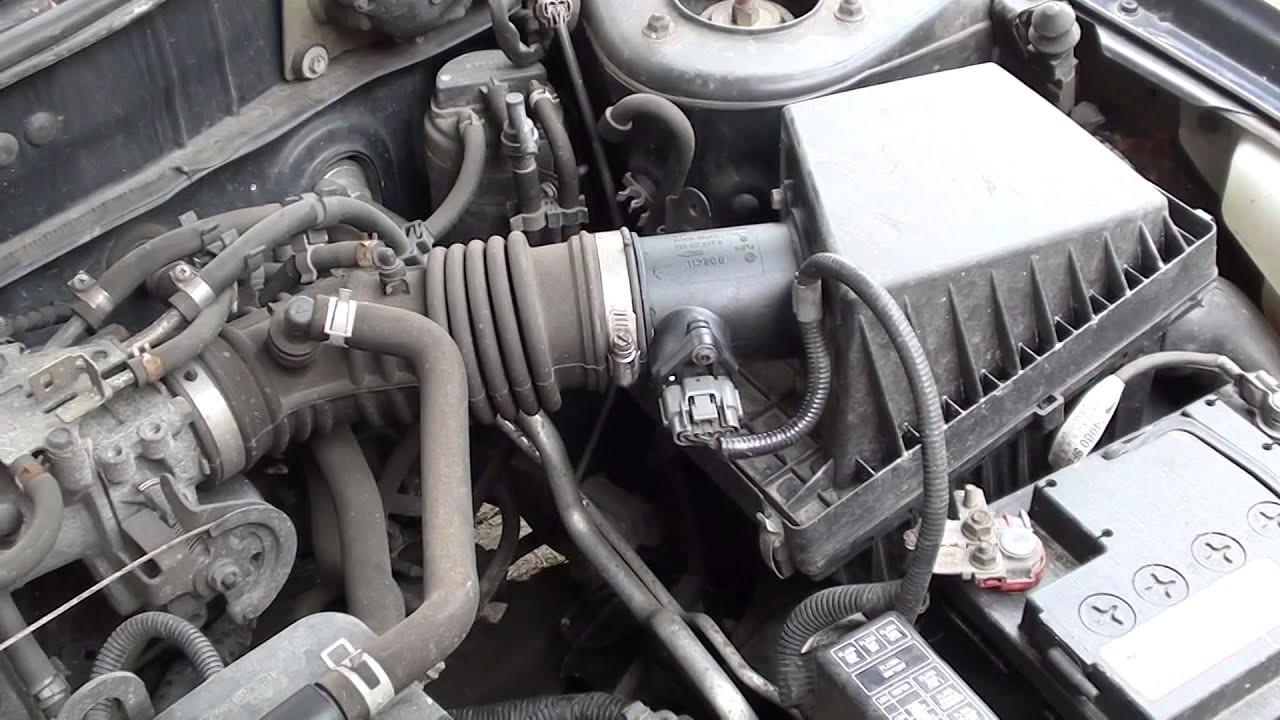 2005 Nissan Sentra Wiring Diagram