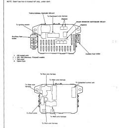 91 honda accord engine diagram 91 civic si fuse diagram honda tech honda forum discussion of [ 1626 x 2105 Pixel ]