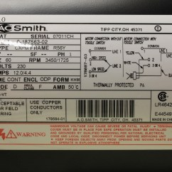 Ao Smith Pool Pump Motor Wiring Diagram 99 Jeep Wrangler Stereo Parts My