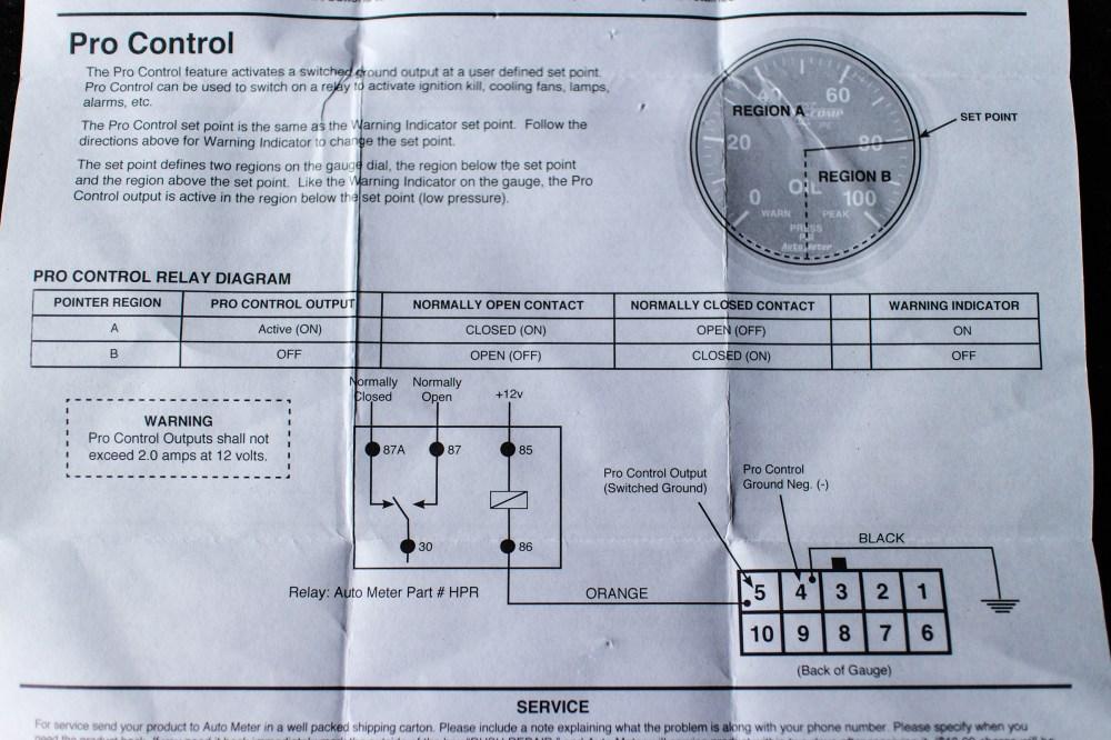 medium resolution of autometer pro comp tach wiring diagram autometer sport p tach wiring diagram shahsramblings of autometer pro