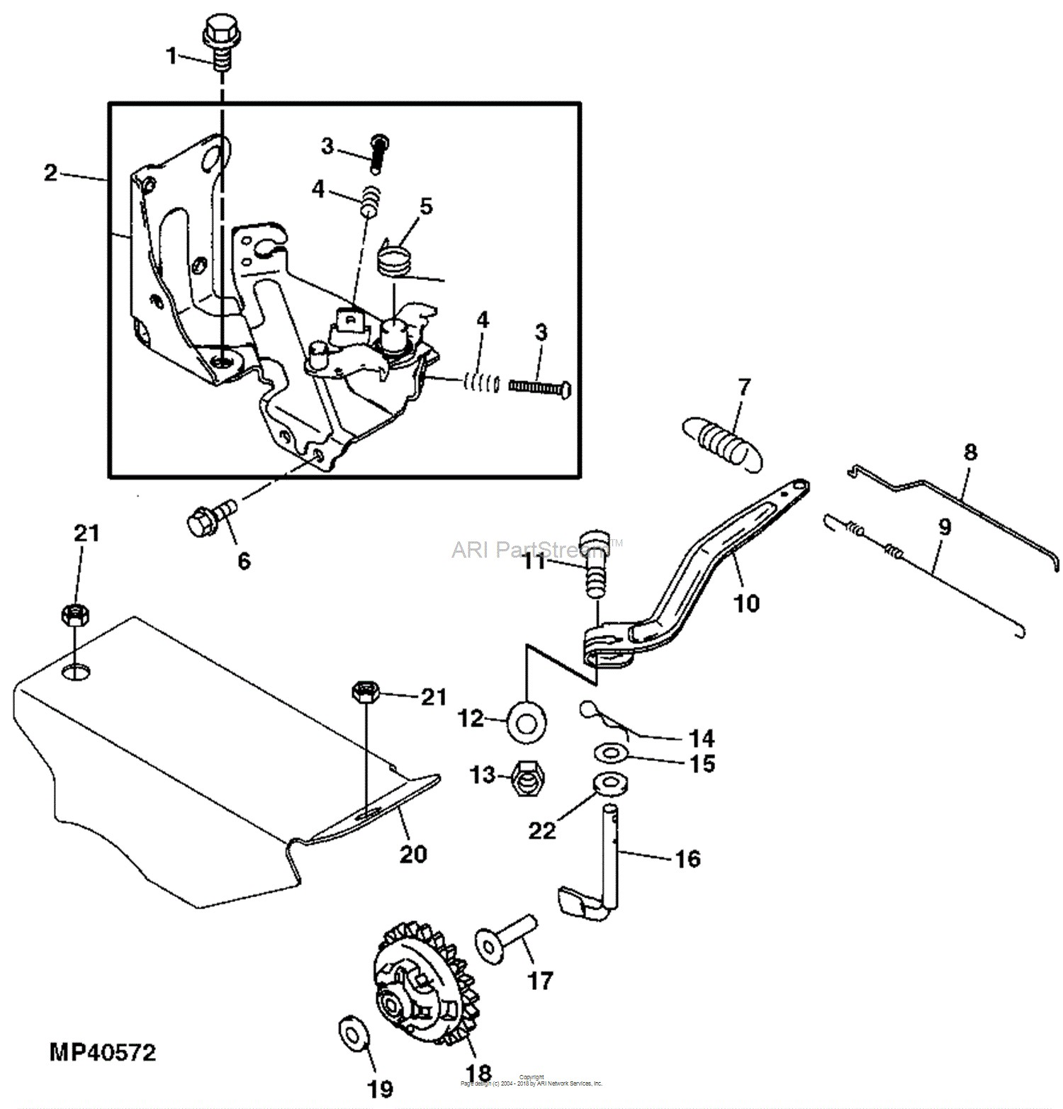 Car Parts Diagram for Engine John Deere Parts Diagrams
