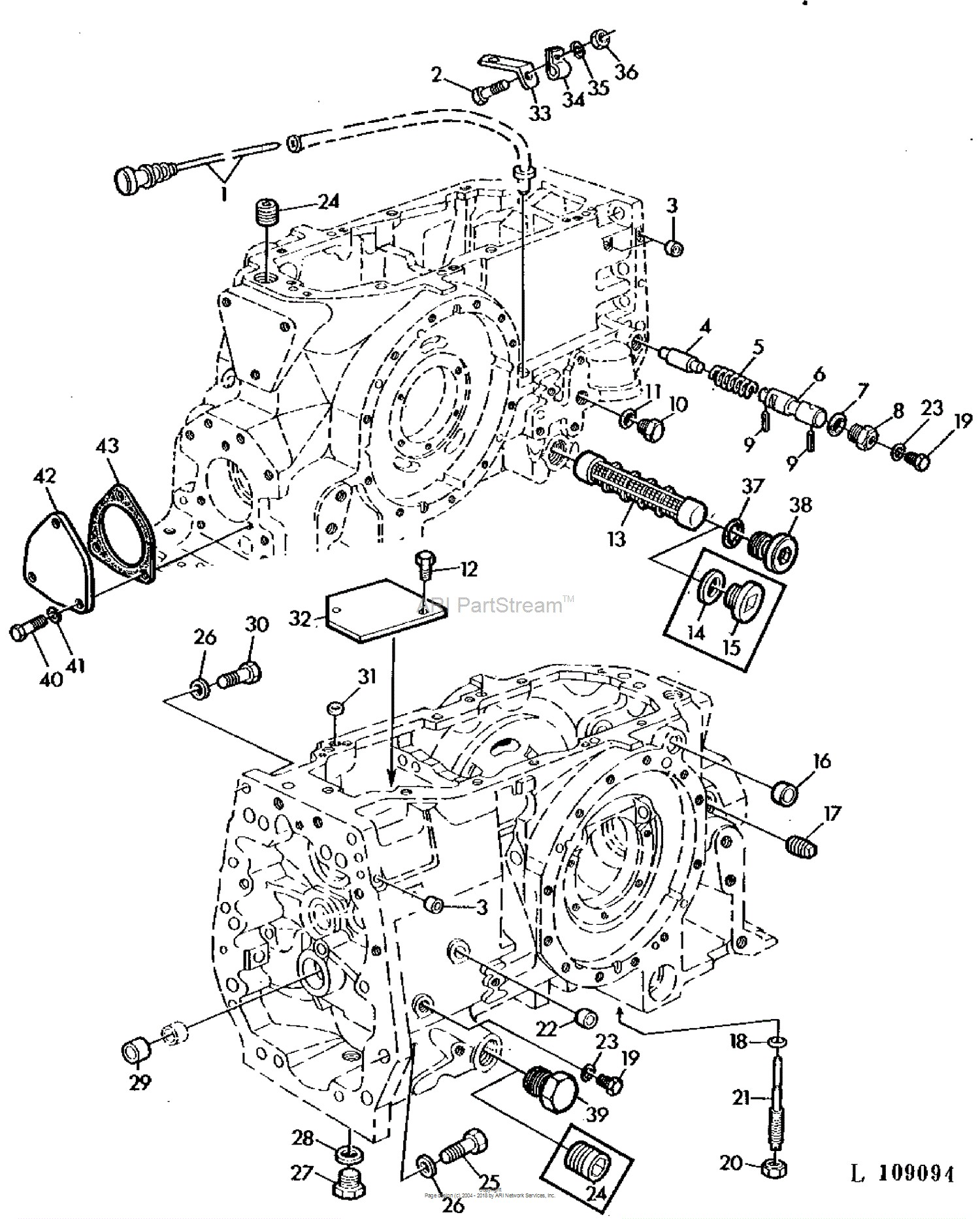 john deere 140 wiring diagram single coil for farmall 706 tractor database case ih 485 schematic 806 international on