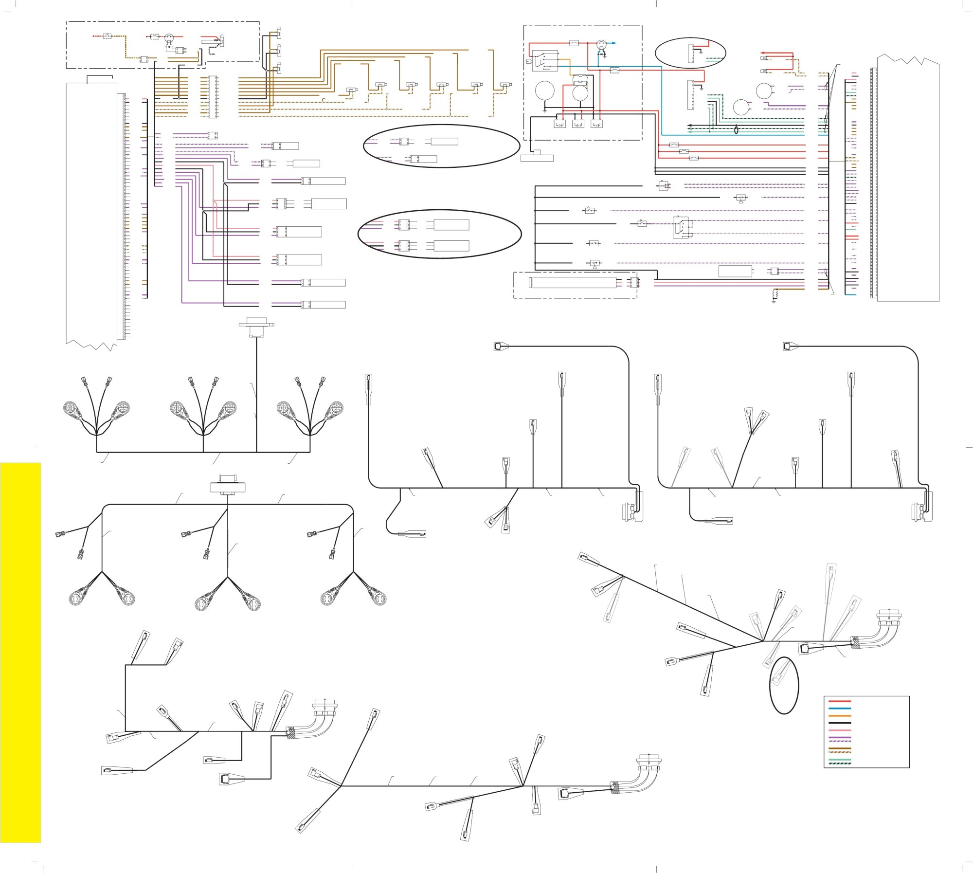 hight resolution of caterpillar c12 engine diagram diagrama electrico caterpillar 3406e c10 c12 c15 c16