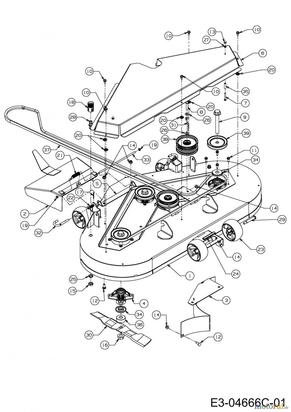 medium resolution of cub cadet zero turn parts diagram cub cadet zero turn fmz 48 17bi4bfy603 2011 mowing deck