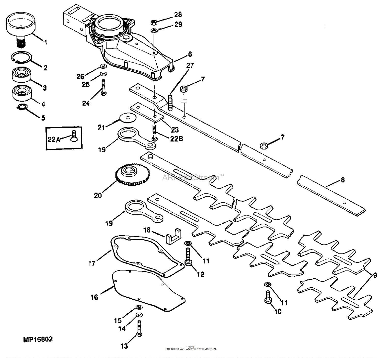 Echo Weed Wacker Parts Diagram