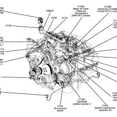 2005 Ford Escape Pcm Wiring Diagram Parallelogram Steering System 4 6 Engine My