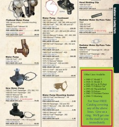ford oem parts diagram fullsize ford mercury page 117 radiator cooling parts of ford oem [ 1240 x 1610 Pixel ]