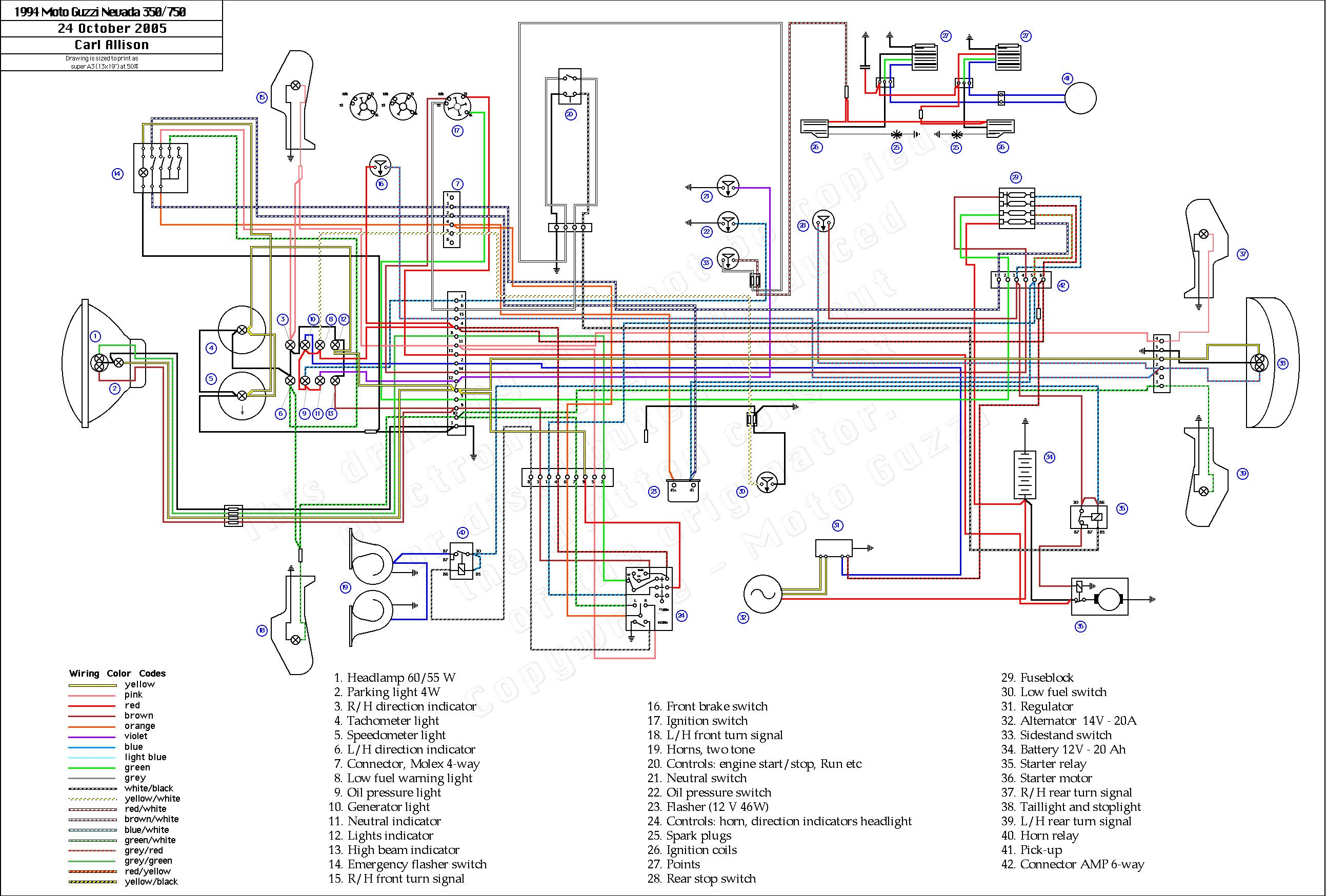 2005 Yamaha V Star 1100 Wiring Diagram - Wiring Diagram Rows on combination double switch diagram, dual battery diagram, two float switch system schematic, two battery generator diagram, dual switch diagram, marine battery switch diagram, murphy switch diagram,