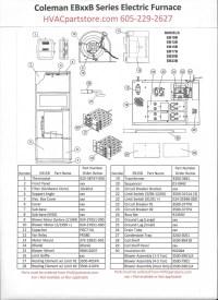 Goodman Furnace Parts Diagram   My Wiring DIagram