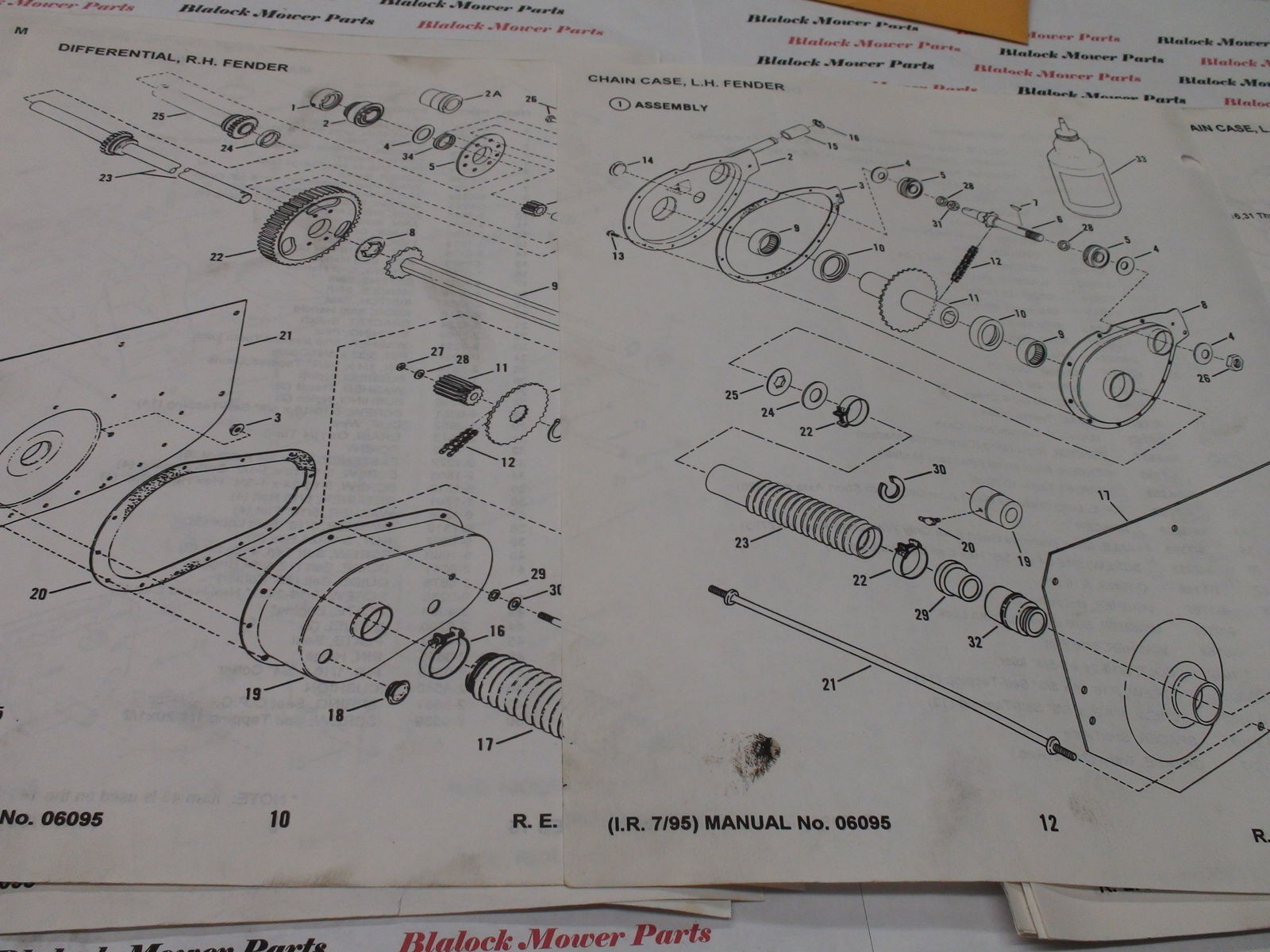Honda Gx240 Parts Diagram Honda Horizontal Ohv Engine