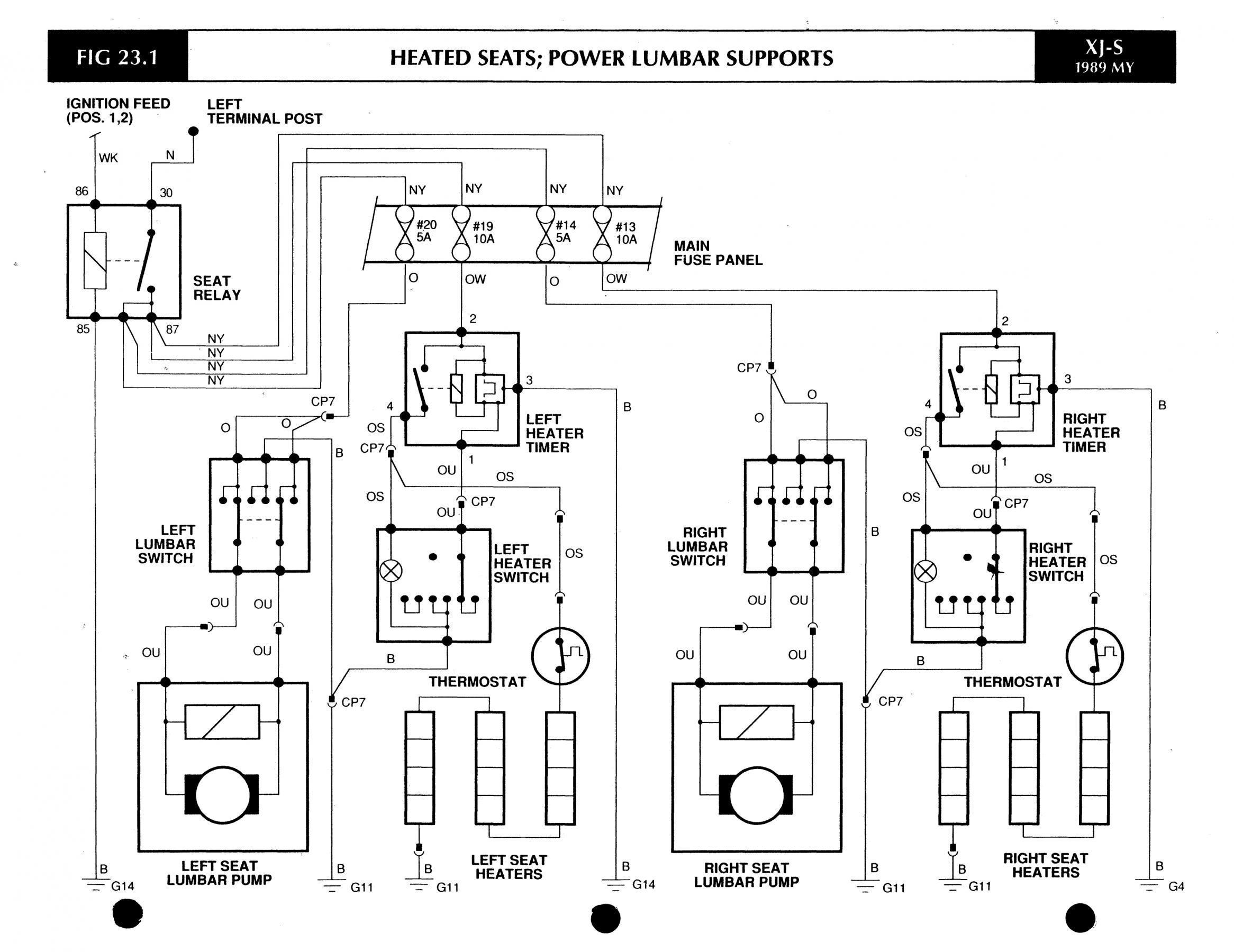 2001 jaguar s type fuel pump wiring diagram omron ly1n relay engine my