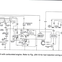 John Deere 3020 Light Switch Wiring Diagram 4 Wire Relay 4020 Starter My