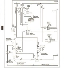 24 volt 4020 wiring diagram manual e book diagram john deere  [ 1691 x 2188 Pixel ]