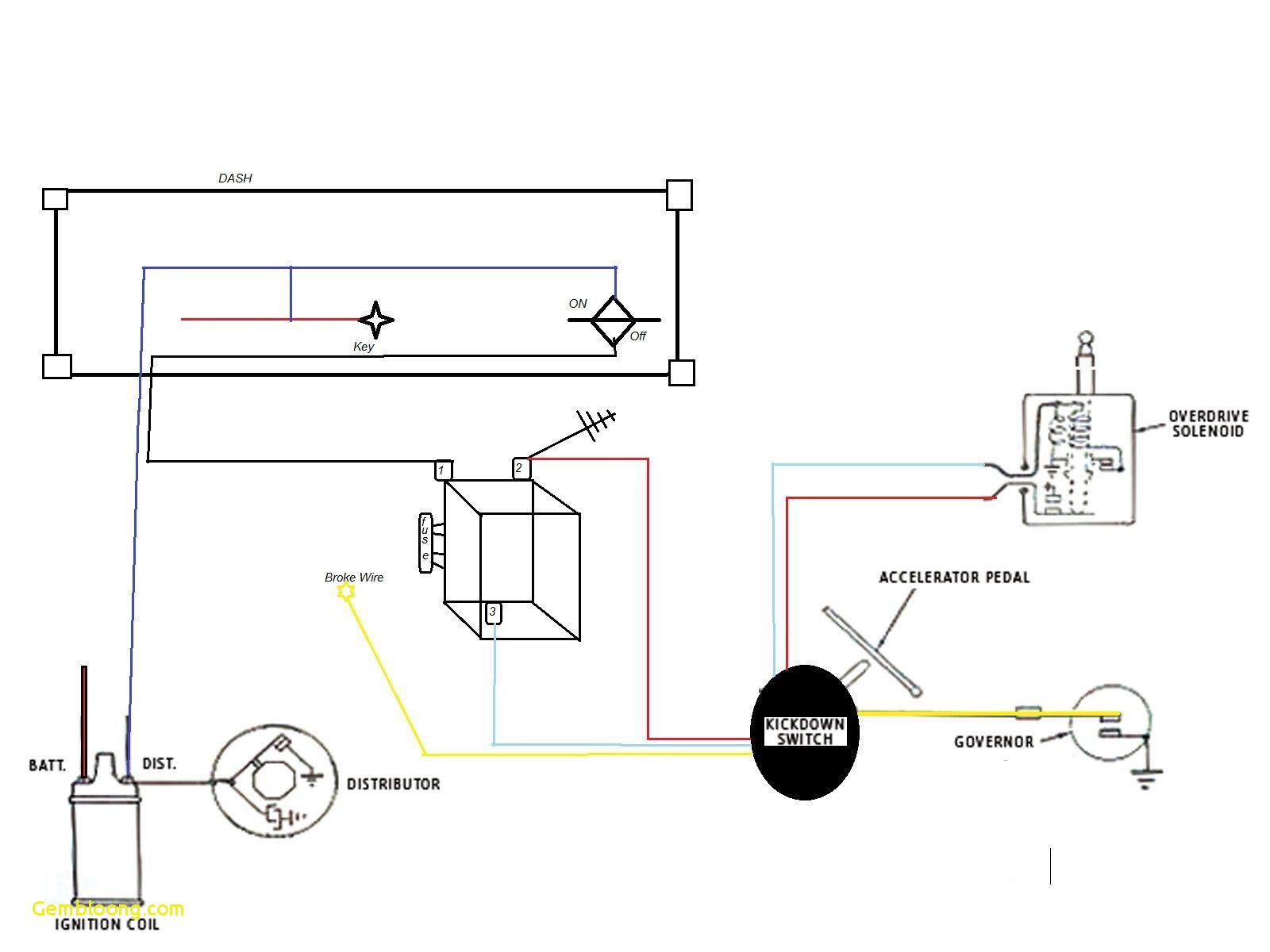 Truck Drivetrain Diagram Mercial Trailer Wiring Diagram
